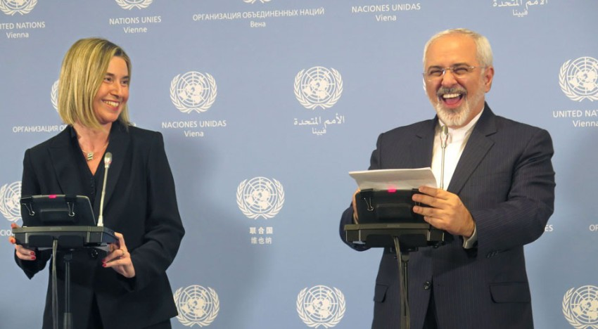 Shifting US Policy As Iran Sanctions Lifted