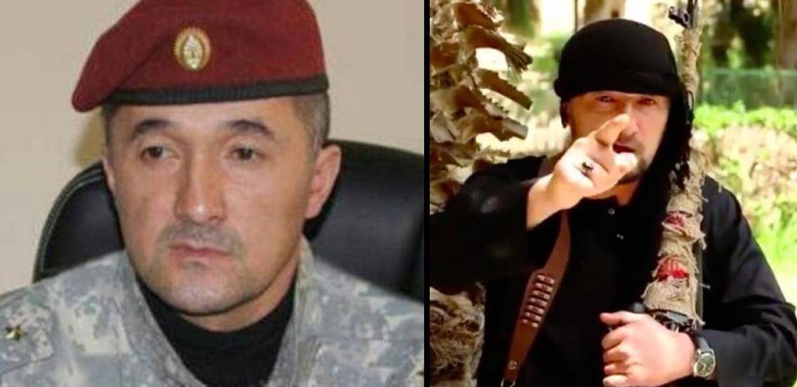 Tajiks ISIS