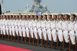 China Breaks Ground On First Overseas Base