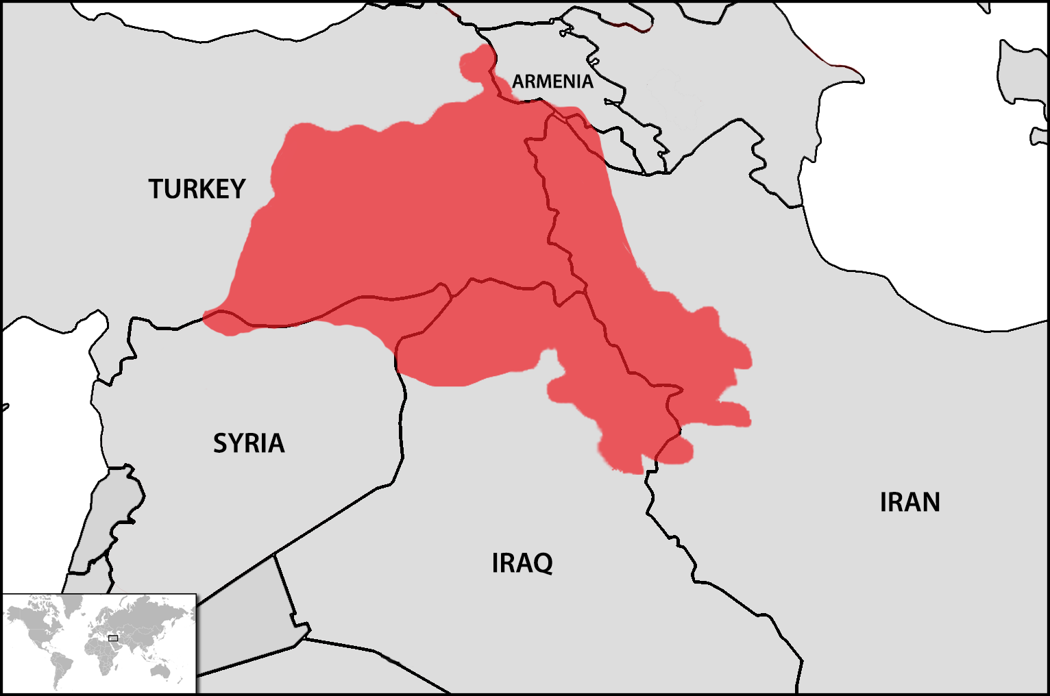 GREATER KURDISTAN MAP copy