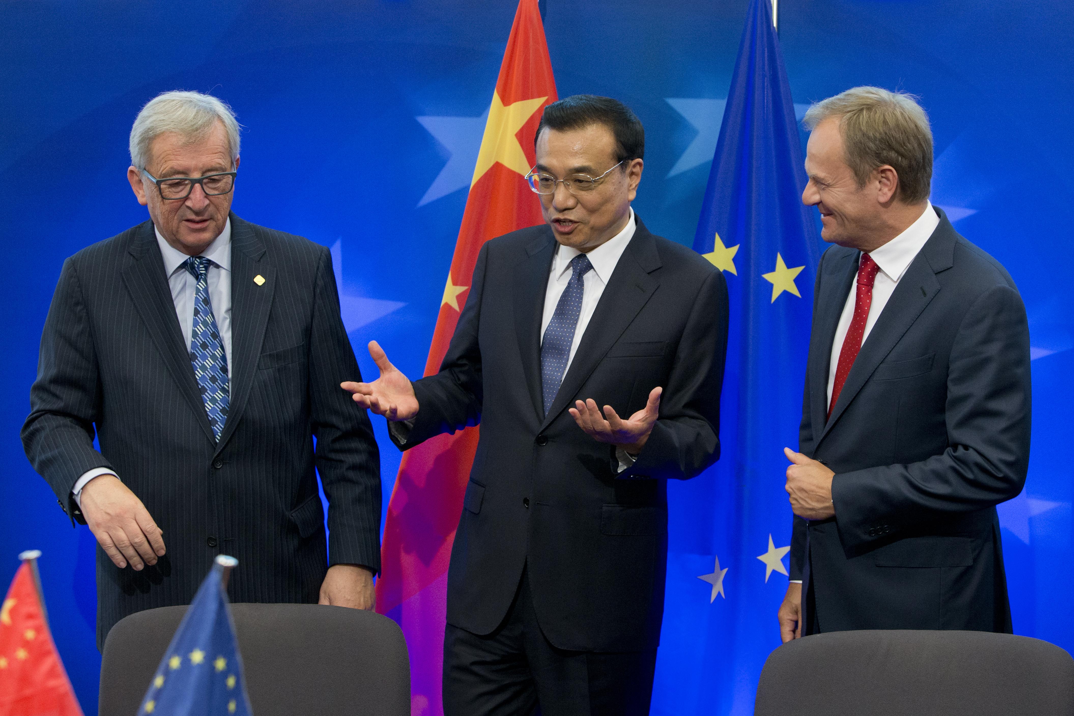 EU-CHINA