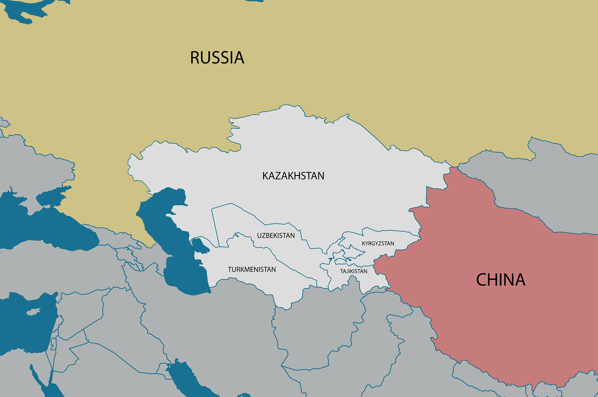 Chinese Influence In Central Asia On The Rise Foreign Brief