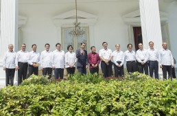 Jokowi Shuffles Cabinet As Indonesia Rises