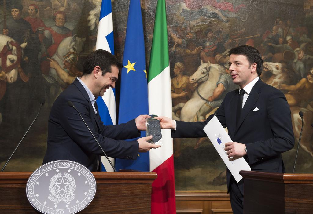 Photo Credit: Palazzo Chigi