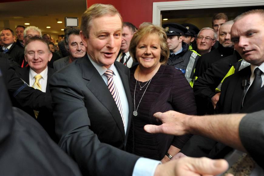 Prime Minister Enda Kenny Ireland