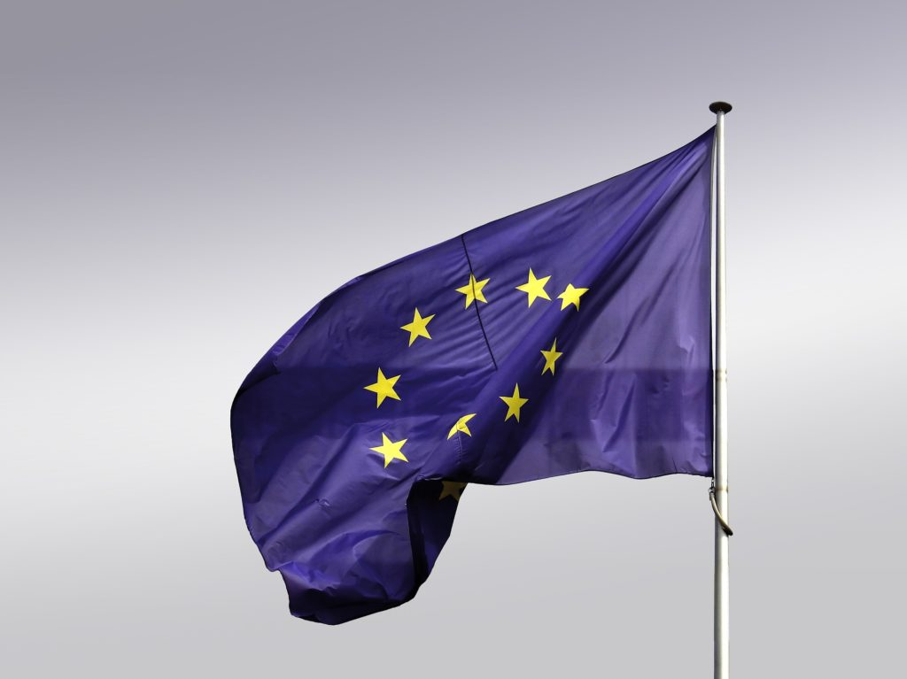 EU flag. Image: Pixabay