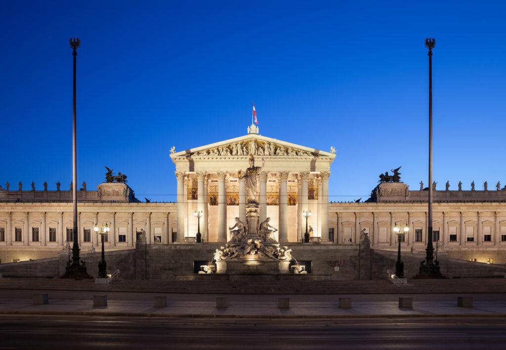 Parliament in Vienna. Image: Thomas Wolf, www.foto-tw.de (CC BY-SA 3.0 DE)