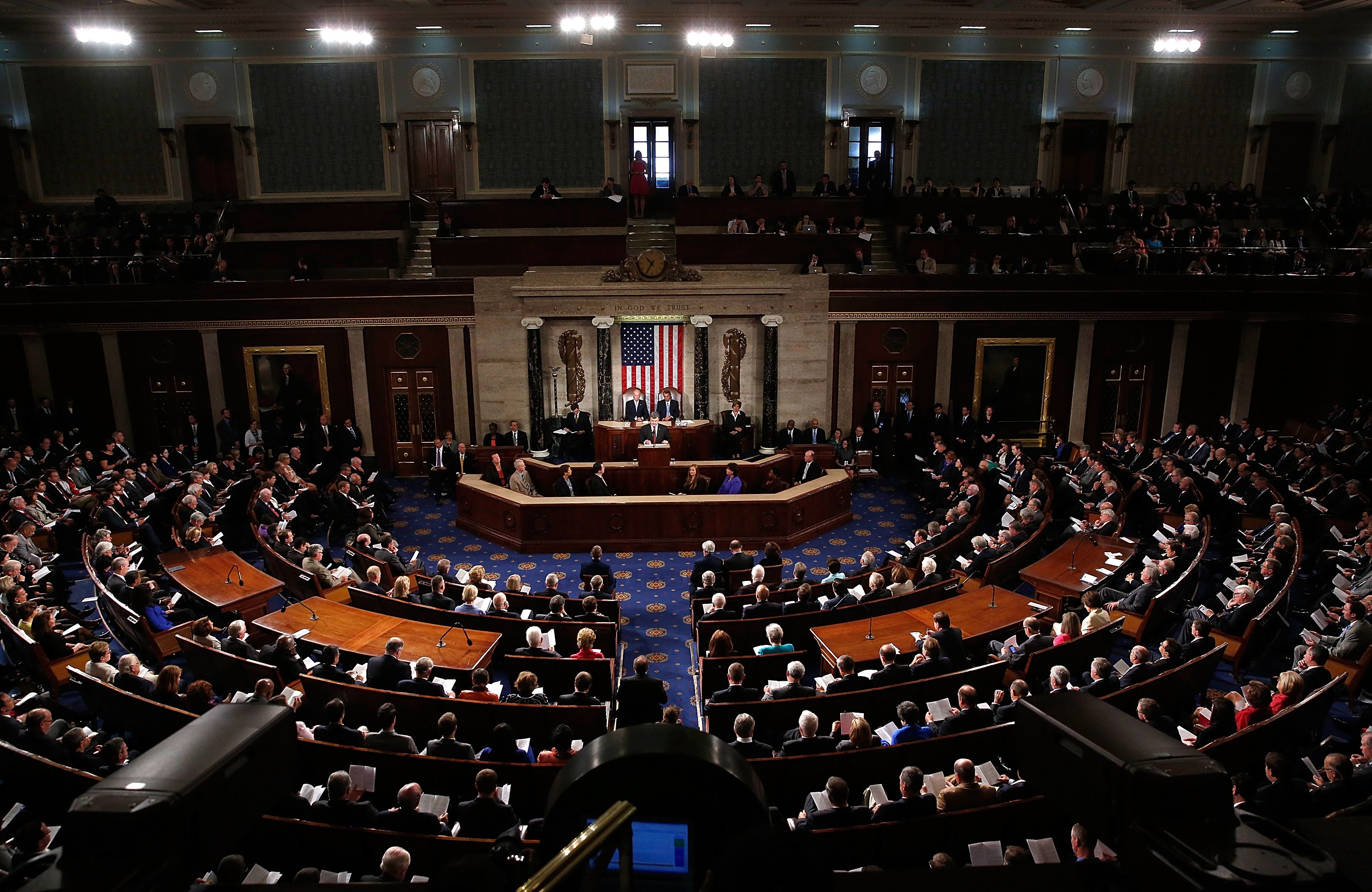 US Congress vote on Iran Sanctions bill