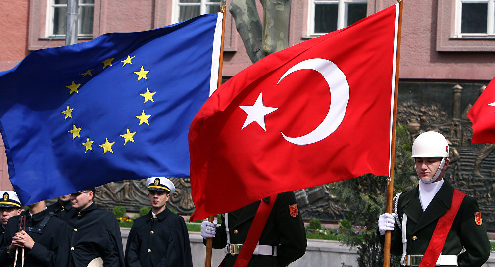 EU Turkey relations