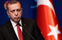 Not at my level: Erdoğan and the Middle East
