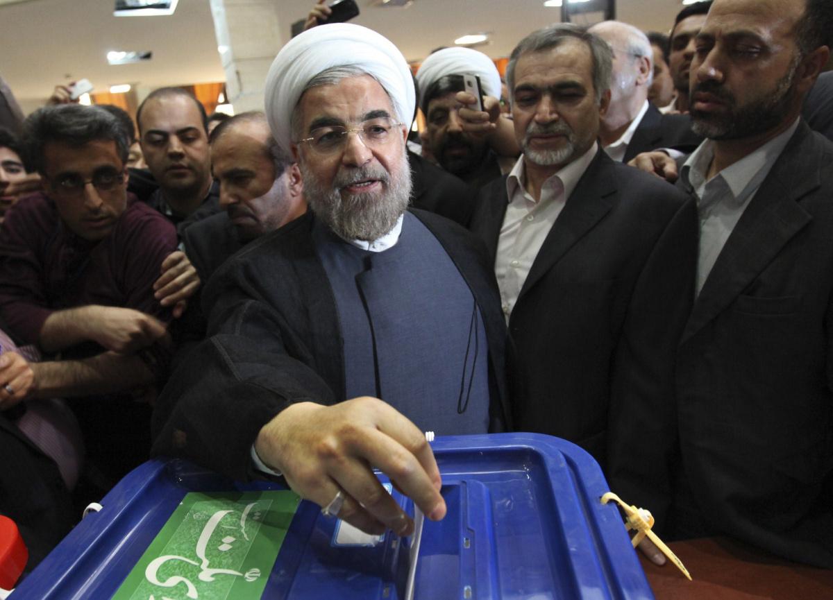 Photo: AP/Vahid Salemi