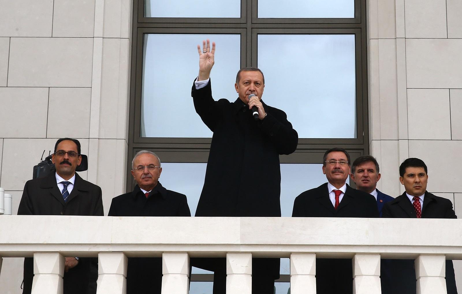 Photo: Turkish President Press Office