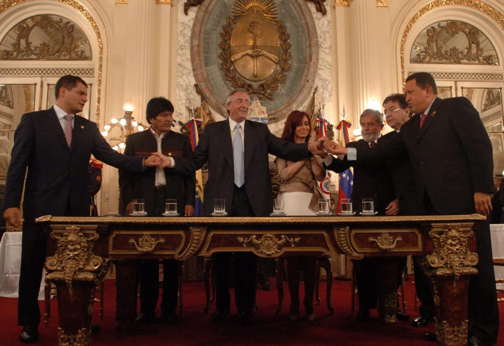 Photo: Presidencia de la Nación Argentina
