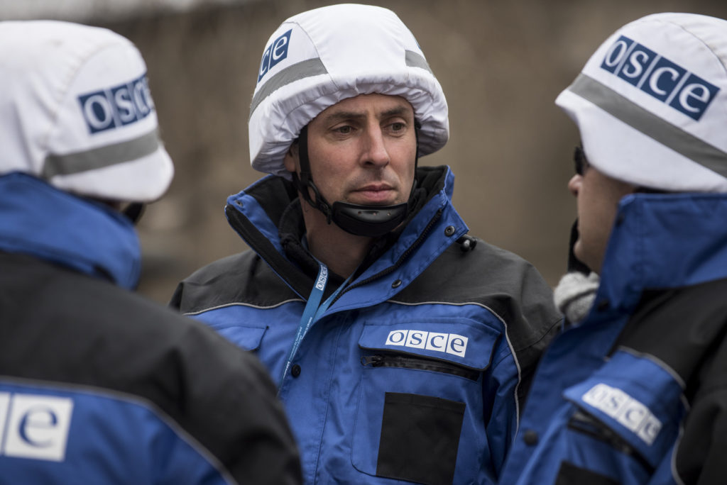 Photo: OSCE Special Monitoring Mission to Ukraine / Flickr