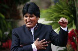 Bolivia's president: the last leftist standing?