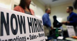 Trump's time to shine: jobs surge in US