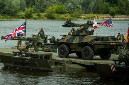 NATO's Enhanced Forward Presence plan: cool war?