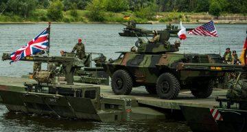 NATO's Enhanced Forward Presence plan: cool war?