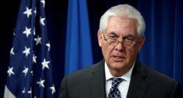 Tillerson onboard: NATO summit in Brussels