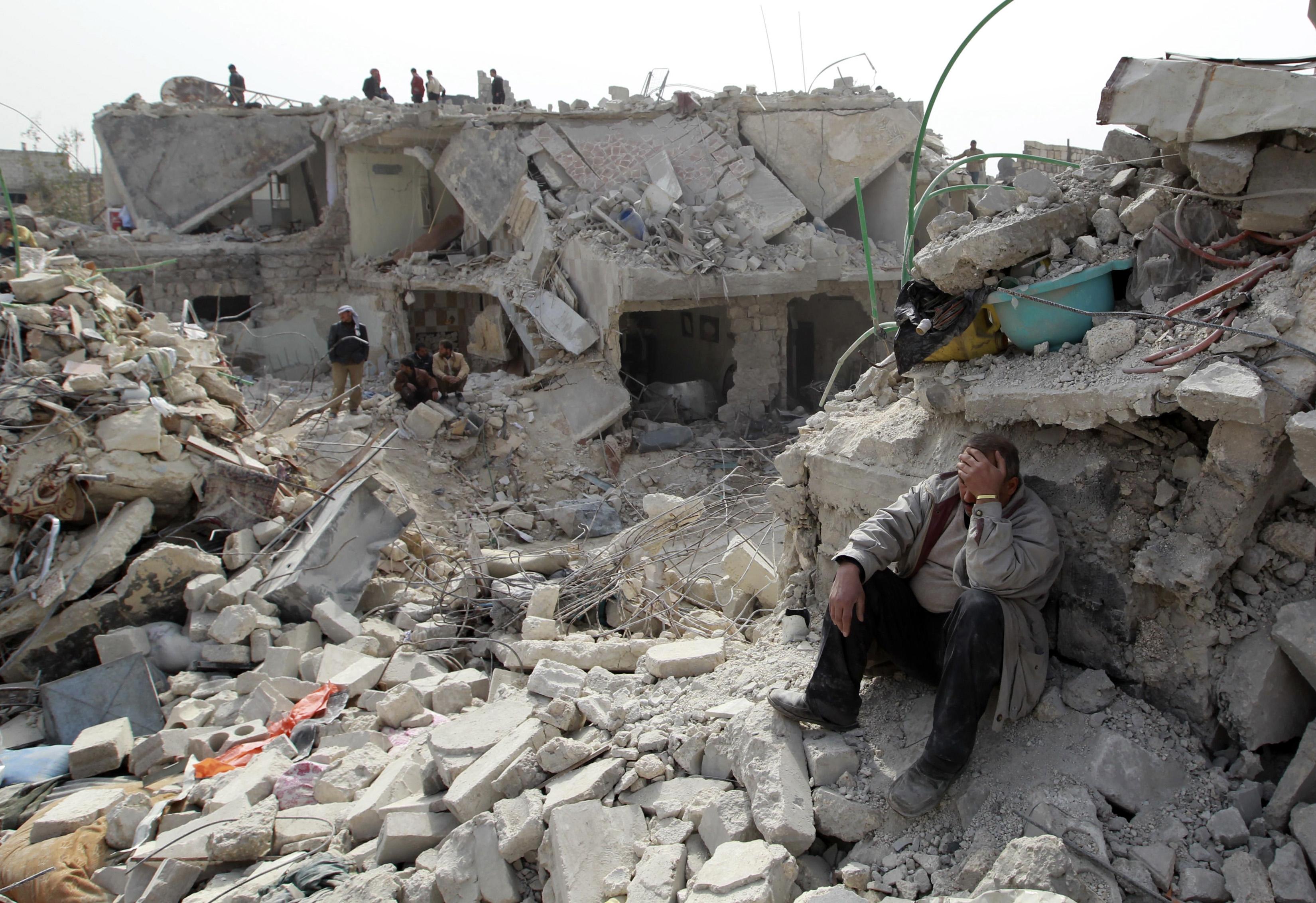 Photo: Reuters/Muzaffar Salman