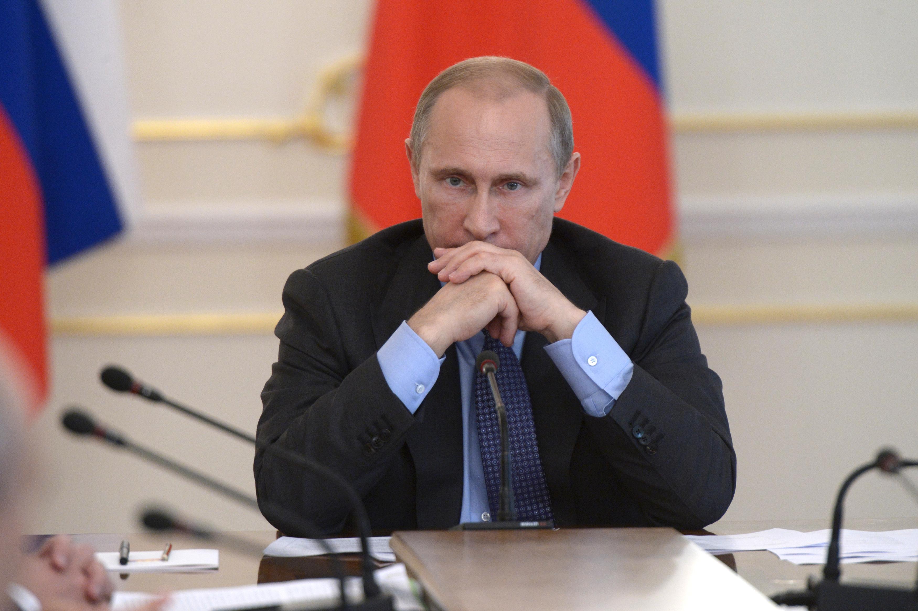 Photo: AP Photo/RIA Novosti, Alexei Nikolsky