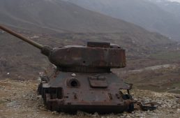 Cold War echoes: Russians in Afghanistan