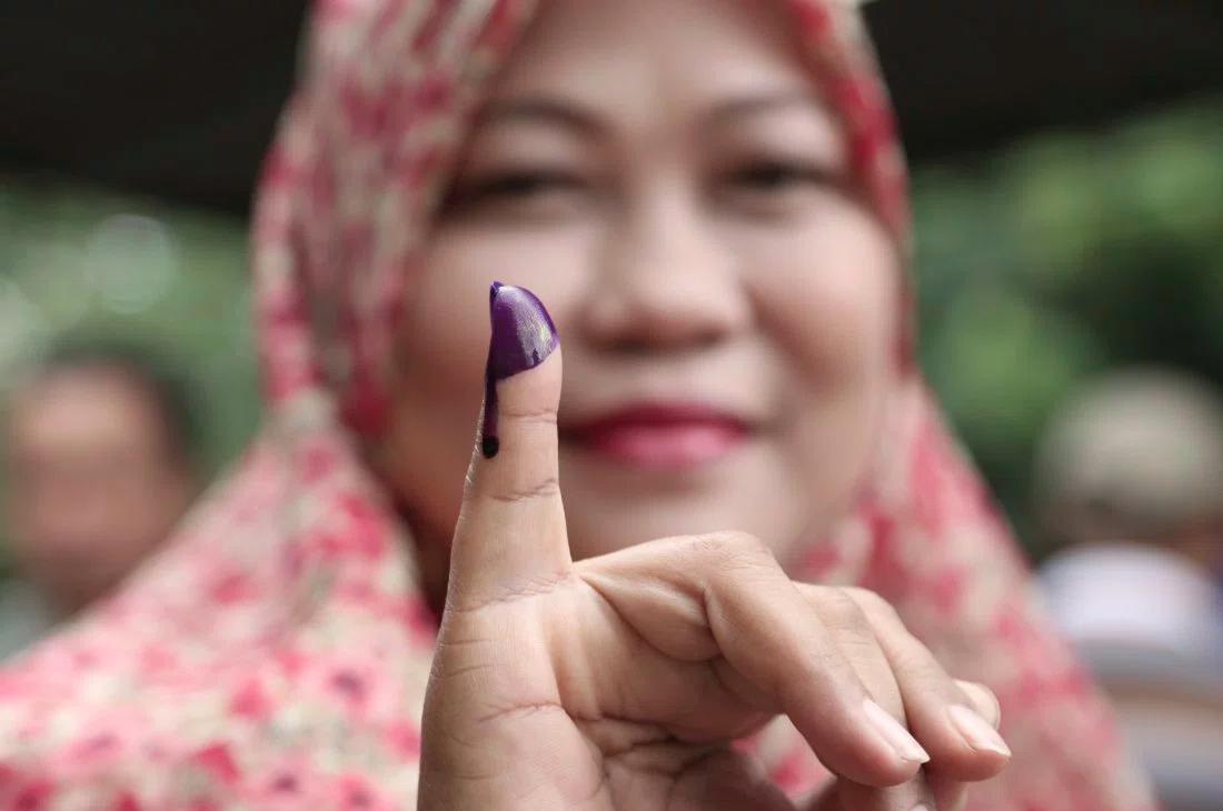 Photo: AP/Achmad Ibrahim