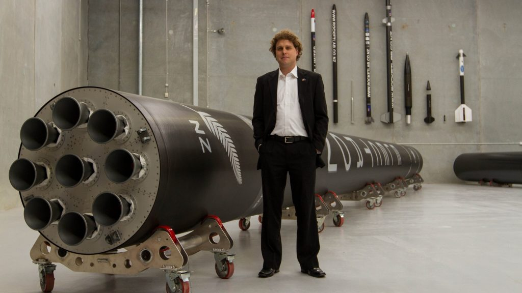 Photo: Rocket Lab