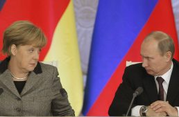 A spring thaw for icy relations? Merkel in Russia