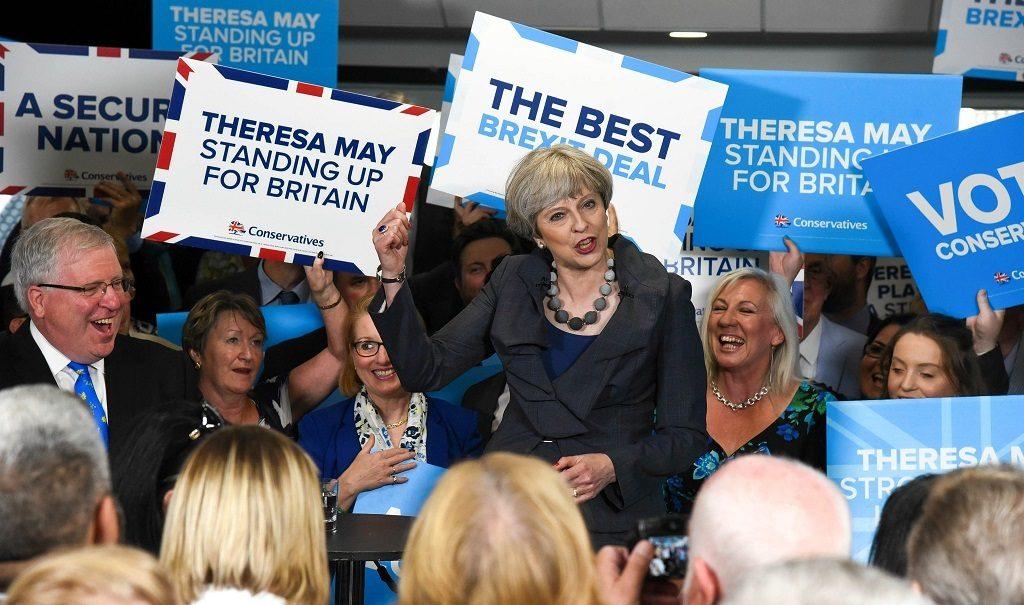 Photo: Theresa May/Twitter