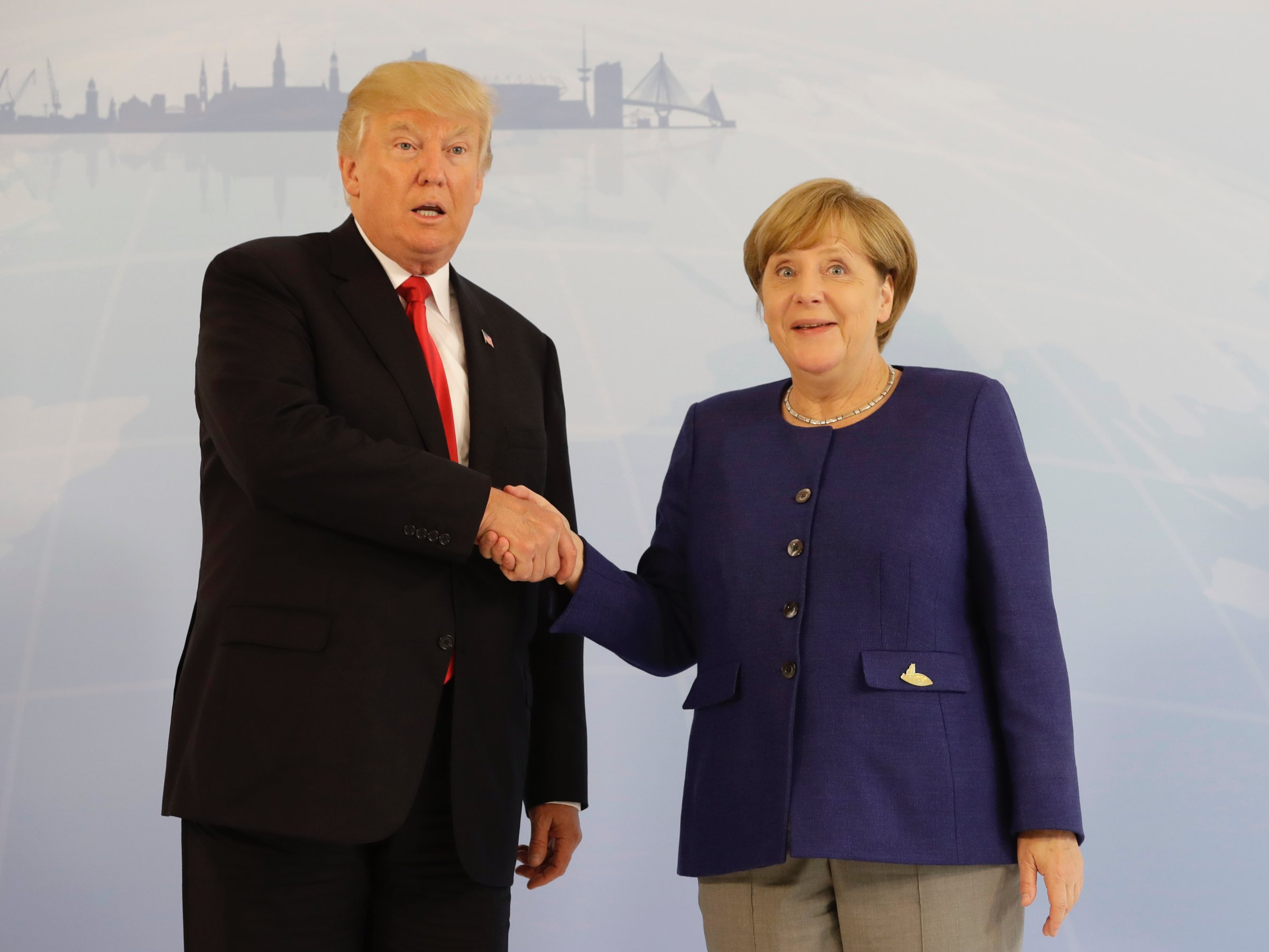 G20 summit: Theresa May to challenge Trump over climate change