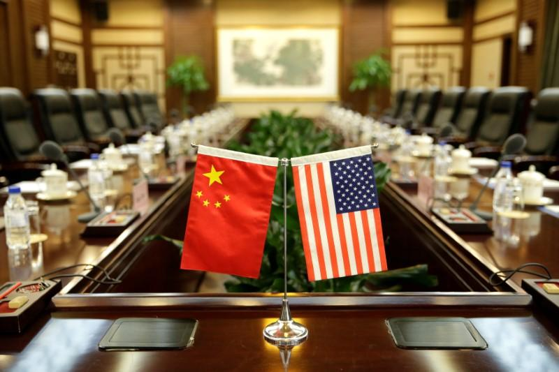 U.S.  officials say looking for steps by China to open markets
