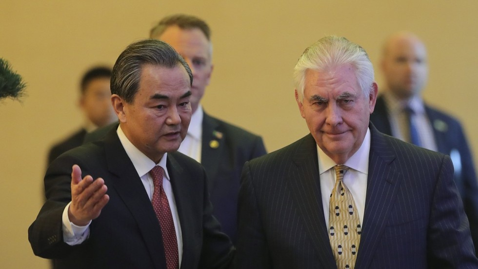 Rex Tillerson expected to press Asian Countries on North Korean threat