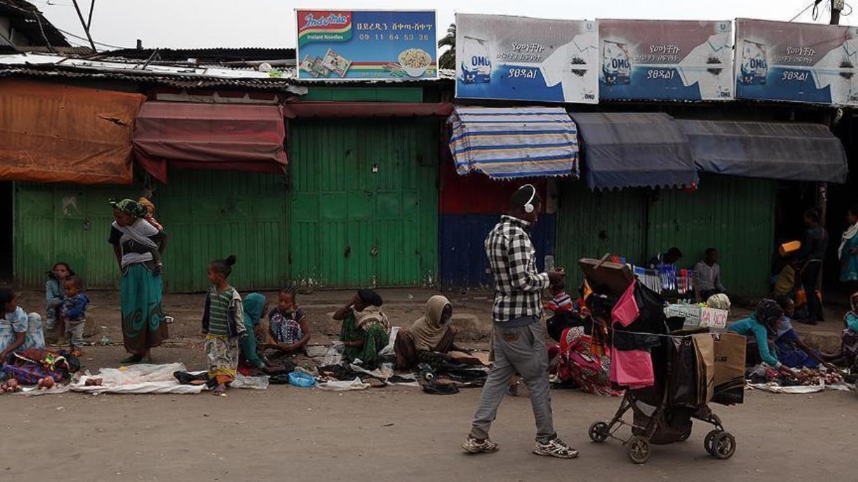 Five days of strikes have wracked Ethiopia's Oromia region