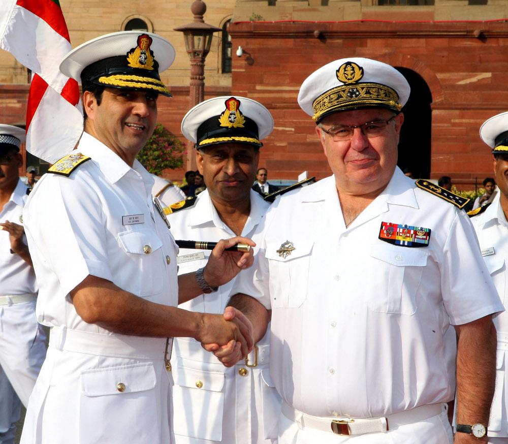 Credit: Indian Navy