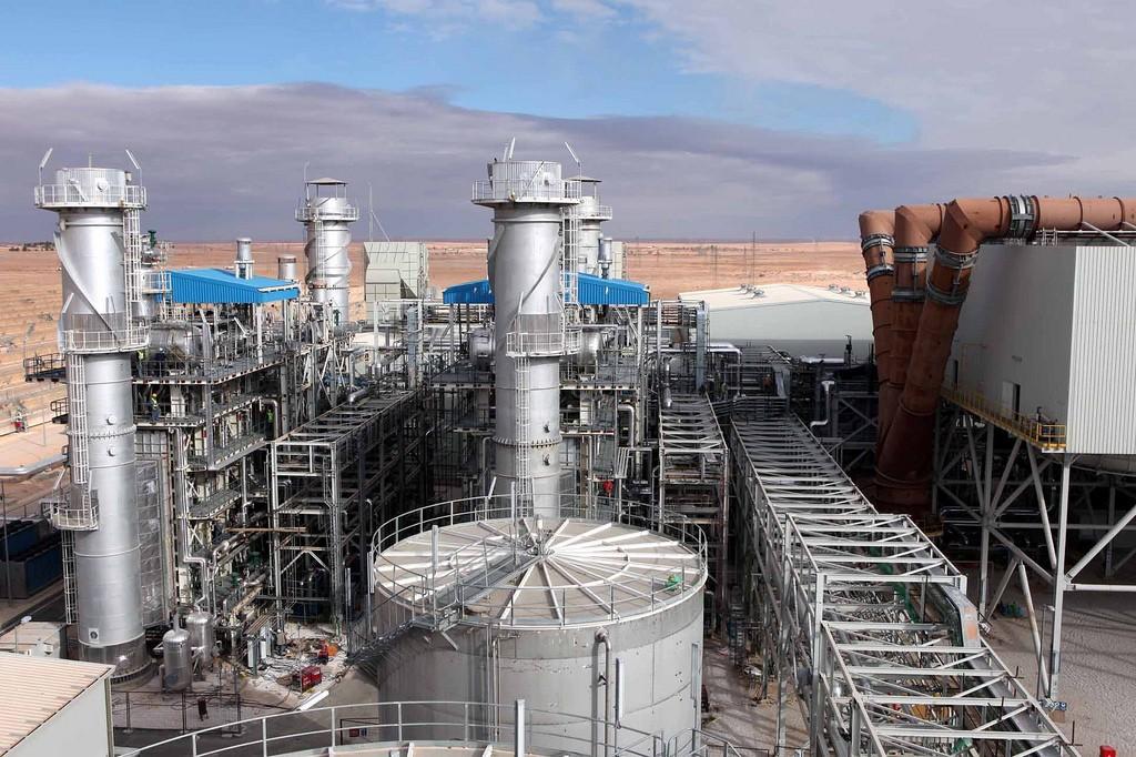Algeria's economy is ailing