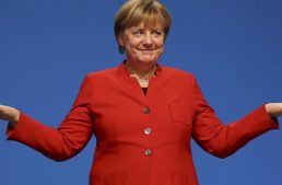 Angela Merkel expected to skate to fourth term in German election