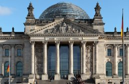 The German federal election: a tale of two Europeans