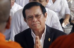 Cambodia's opposition leader to be stripped of immunity, tried for treason