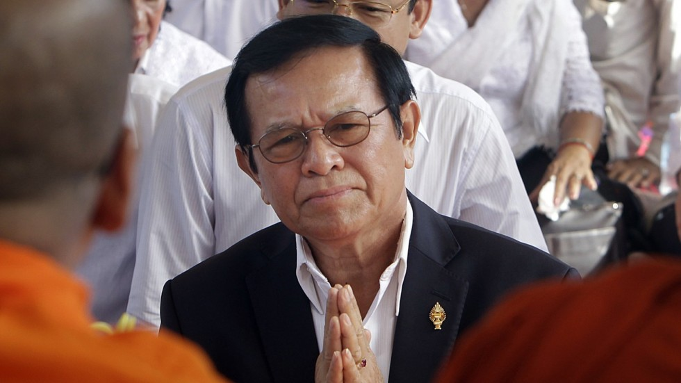 Cambodia's opposition leader Kem Sokha is facing 30 years in prison