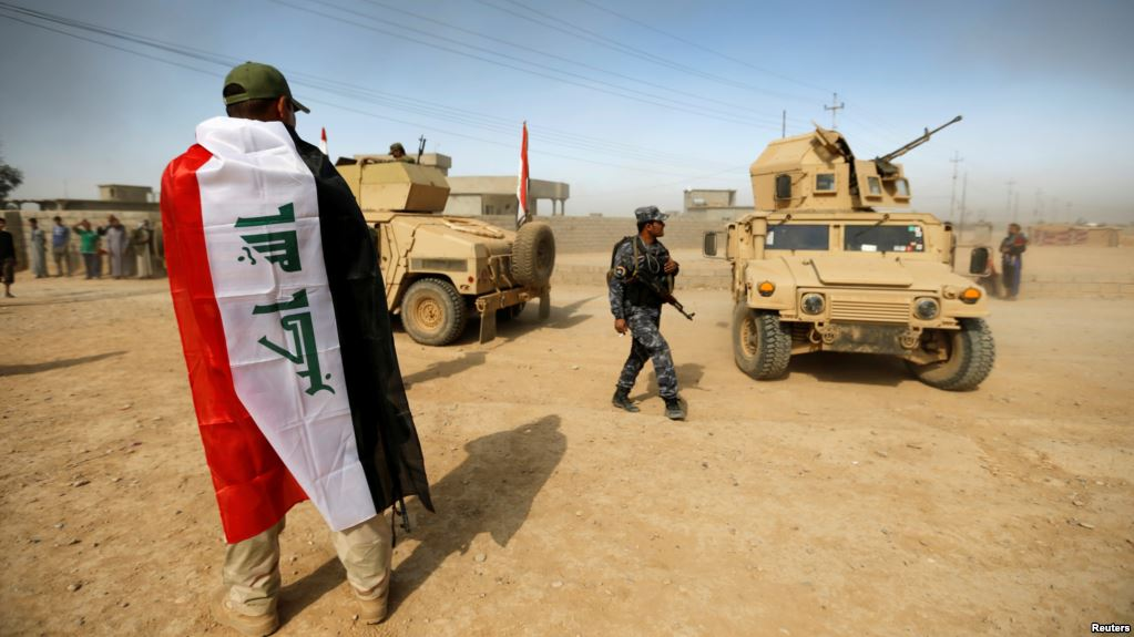 Iraqi security forces will launch an offensive to retake Hawija from ISIS