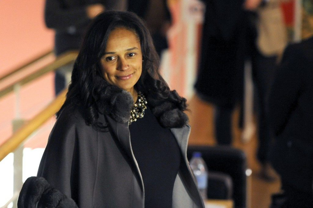 Isabel dos Santos is one of the most influential women in Africa.