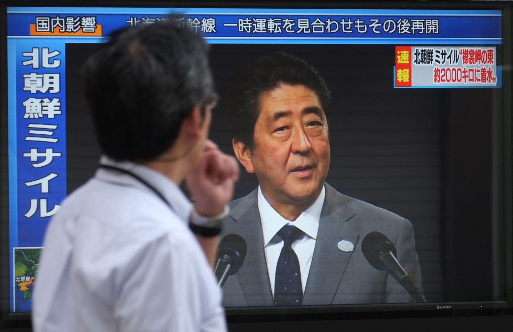 Japanese PM Shinzo Abe is expected to call early elections