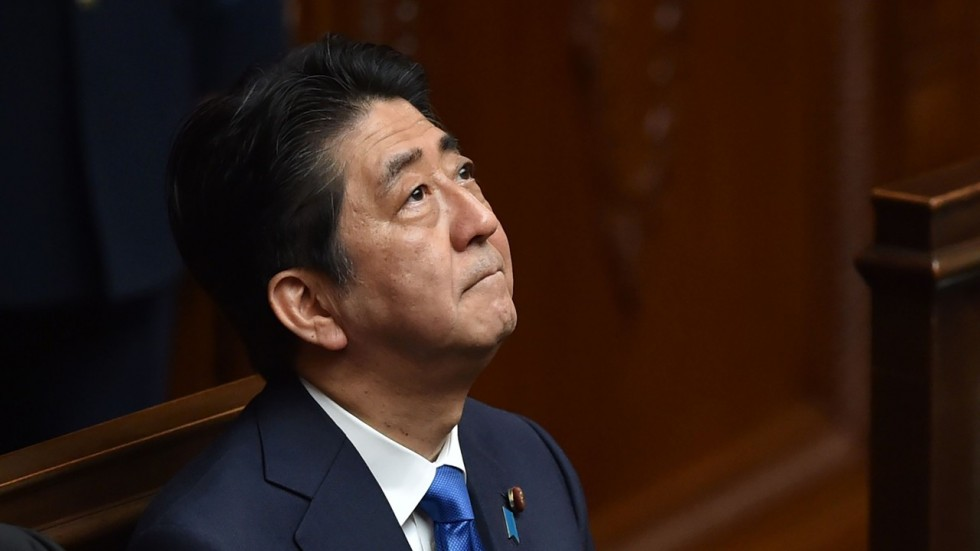 Japanese Prime Minister Shinzo Abe is mulling a snap election in October