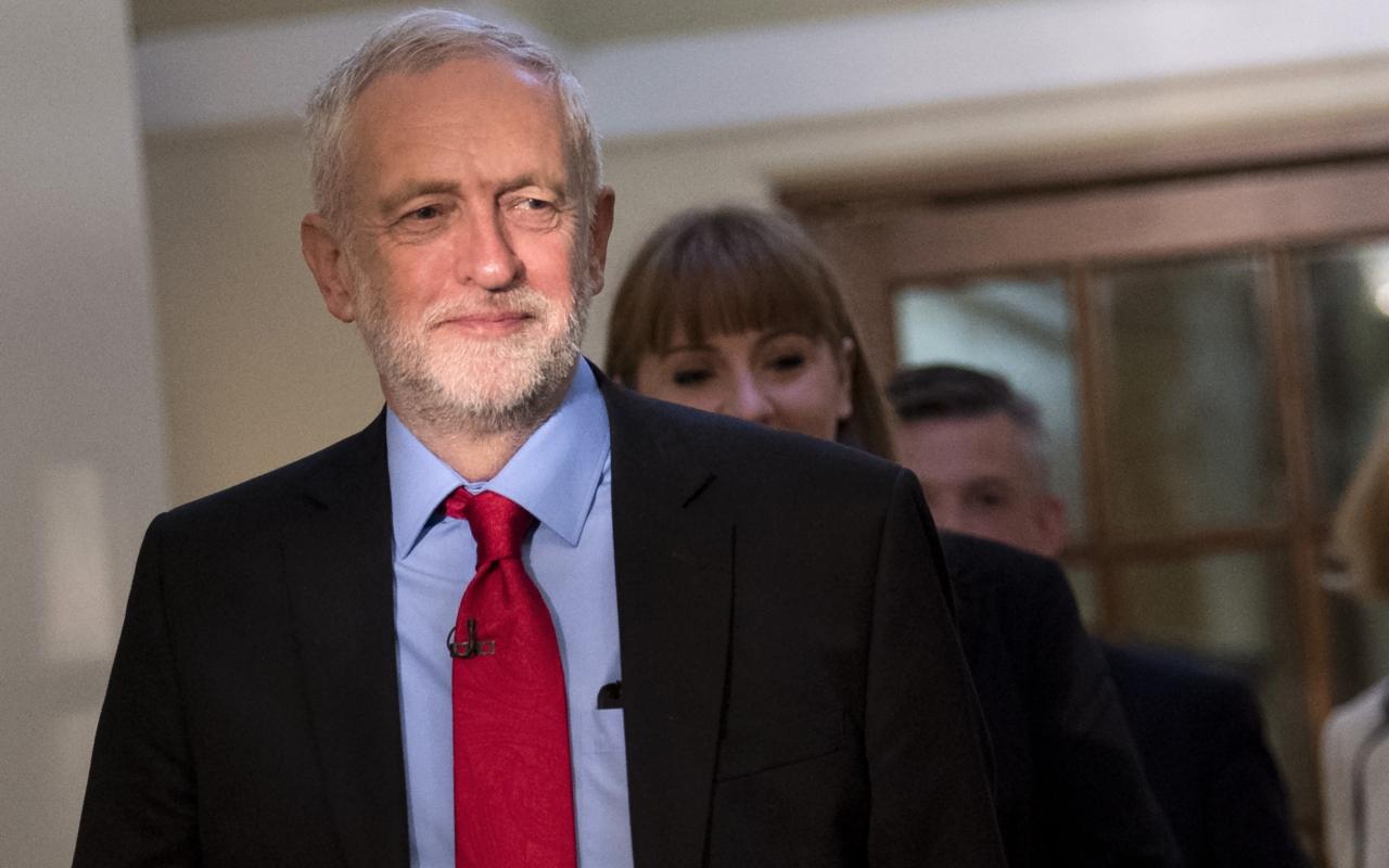 Jeremy Corbyn has backed a soft Brexit