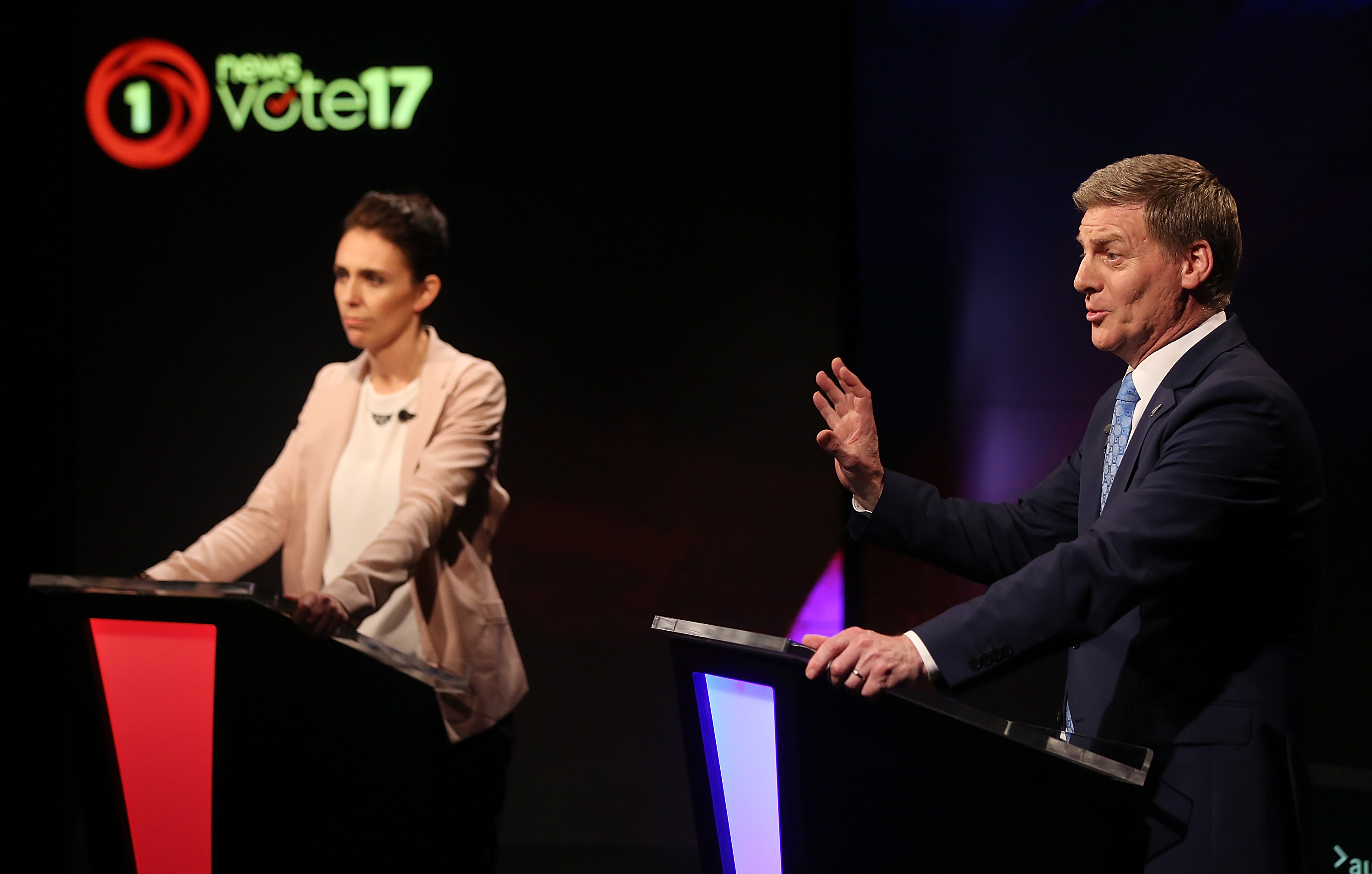 Vote 2017 1st Leaders Debate