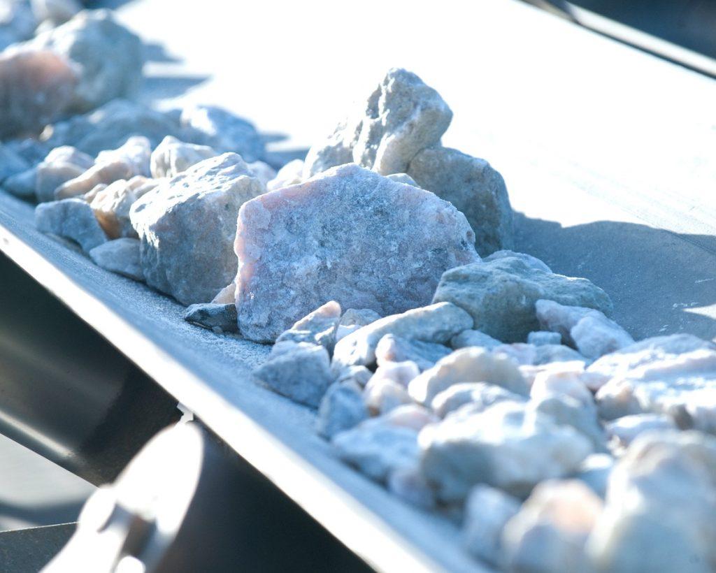 Cobalt ore