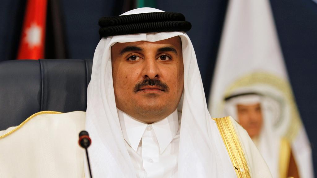 Qatar Ready to Talk to End Gulf Crisis-Sheikh Tamim