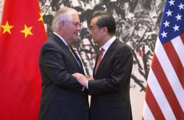 Tillerson in China as risk of bilateral tension rises over North Korea