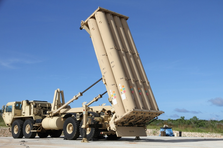 South Korea will roll out four more THAAD launchers today